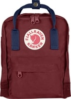Kanken Mini oxford red-royal blue 7l - batoh