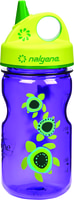 Grip-n-Gulp Kids 350ml Purple/Sea Turtles - dětská láhev