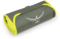 ULTRALIGHT WASHBAG ROLL electric lime - toaletní taštička