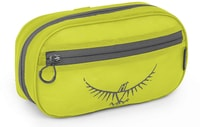 Ultralight Wash Bag Zip electric lime - toaletní taštička