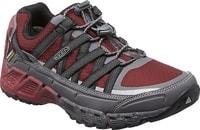 VERSATRAIL WP W zinfandel/magnet - trekkingová obuv trekkingová obuv