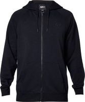 Legacy Zip Fleece black