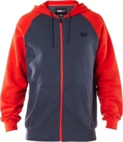 Legacy Zip Fleece pewter