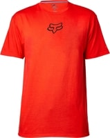 Tournament Tech Tee flame red