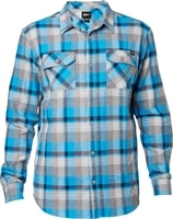 Traildust Ls Flannel Blue - košile