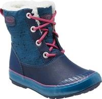 ELSA BOOT WP JR blue/berry - dětské zimní boty dětské zimní boty