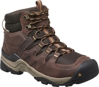 GYPSUM II MID WP M coffee/bronze - pánská trekková obuv pánská trekková obuv