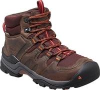 GYPSUM II MID WP W cocoa/lilly - dámská trekková obuv dámská trekková obuv
