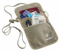 Security Wallet II - bezpečnostní kapsa béžový bezpečnostní kapsa béžový