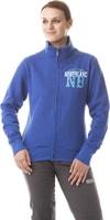 NBFLS5963 LEVEL modrý gepard - dámská mikina Dámská mikina