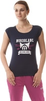 NBFLT5948 AMIABLE modré nebe - dámské tričko Dámské tričko