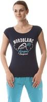 NBFLT5950 DASHING modré nebe - dámské tričko Dámské tričko