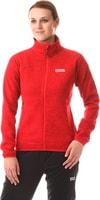 NBWFL5888 DECISIVE červená - dámský svetr Dámský svetr