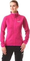NBWFL5888 DECISIVE tmavě růžová - dámský svetr Dámský svetr