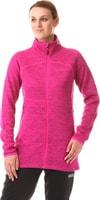 NBWFL5891 MELLOW tmavě růžová - dámský svetr Dámský svetr
