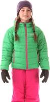 NBWJK5908L ALLEGIANCE amazonská zelená - dětská zimní bunda Dětská zimní bunda