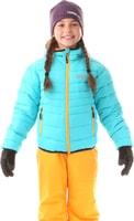 NBWJK5908L ALLEGIANCE bazénově modrá - dětská zimní bunda Dětská zimní bunda