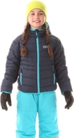 NBWJK5908L ALLEGIANCE modré nebe - dětská zimní bunda Dětská zimní bunda