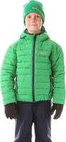 NBWJK5909L WILL amazonská zelená - dětská zimní bunda Dětská zimní bunda