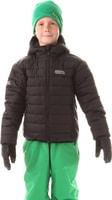 NBWJK5909L WILL crystal černá - dětská zimní bunda Dětská zimní bunda