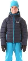 NBWJK5909L WILL modré nebe - dětská zimní bunda Dětská zimní bunda