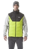 NBWJM5814 ROCKER jasně zelená - pánská zimní vesta Pánská zimní vesta