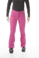 NBWP5853 CREED tmavě růžová - dámské lyžařské kalhoty Dámské lyžařské kalhoty