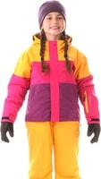 NBWJK5905S WANT bennyho broskvová - Dětská zimní bunda Dětská zimní bunda