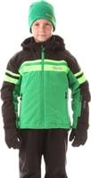 NBWJK5906S YEARN amazonská zelená - Dětská zimní bunda Dětská zimní bunda