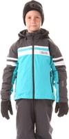 NBWJK5906S YEARN bazénově modrá - Dětská zimní bunda Dětská zimní bunda