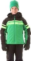NBWJK5906L YEARN amazonská zelená - Dětská zimní bunda Dětská zimní bunda