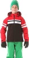 NBWJK5906L YEARN tmavě červená - Dětská zimní bunda Dětská zimní bunda
