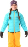 NBWJK5908S ALLEGIANCE bazénově modrá - dětská zimní bunda dětská zimní bunda