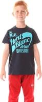 NBFKT5972S ROOT modré nebe - dětské tričko Dětské tričko