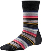 MARGARITA charcoal stripe