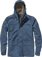 Goodstock Parka Oil Blue