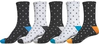 Dot Crew Sock Assorted