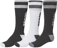 Stonningtone Long Sock 3 Pack Assorted