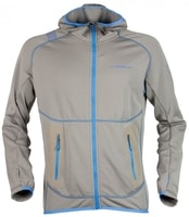 Galaxy Hoody men, grey