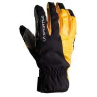 Tech Gloves black-yellow