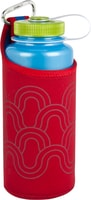 Bottle Clothing Graphic Neoprene 1000 ml, Red Wave
