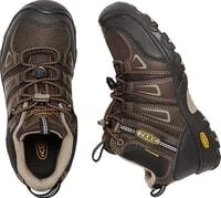 e5f099d1b01 ... OAKRIDGE MID WP JR cascade brown brindle - dětské turistické boty ...