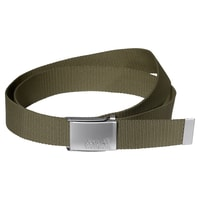WEBBING BELT WIDE burnt olive