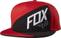 Overlapped Snapback, flame red