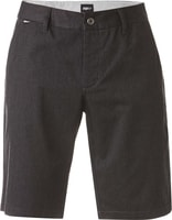 Essex Pinstripe Short, charcoal