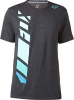 Side Seca Ss Tech Tee, heather black