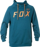 Renegade Pullover Fleece, heather maui blue