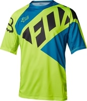 Demo Ss Seca Jersey, flo yellow