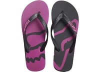 Beached Flip Flops, black