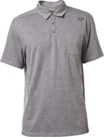 Legacy Polo Shirt, heather graphite